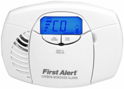 First Alert CO410 Digital Carbon Monoxide Alarm