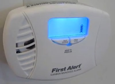 First Alert CO615 Carbon Monoxide Detector
